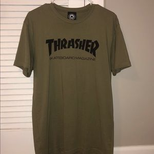 thrasher tee shirt (SOLD)